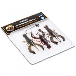 3D Reaction Crayfish Kits