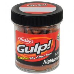 Gulp Nightcrawlers 3 inch 10pcs