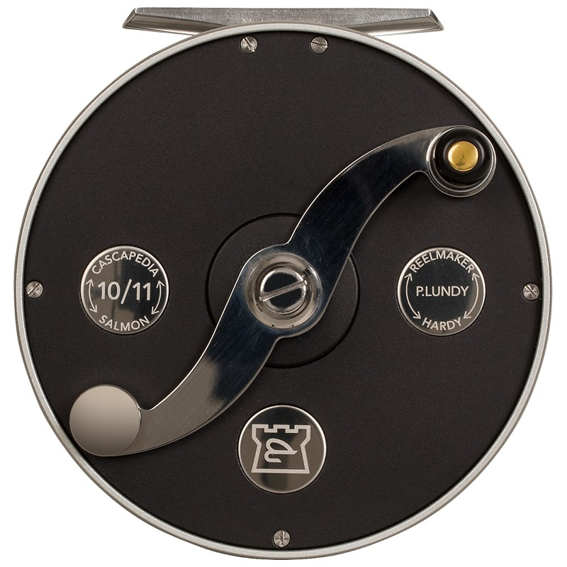 Cascapedia Fly Reel MADE IN ENGLAND image 2