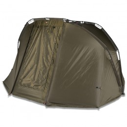 Defender 2 Man Bivvy with tension bars and heavy duty T-pegs