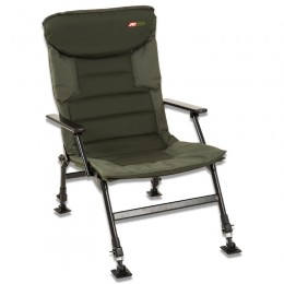 Defender Armchair with adjustable, lockable legs
