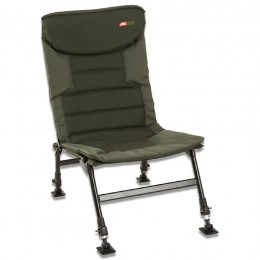 Defender Chair with adjustable legs that lock into place