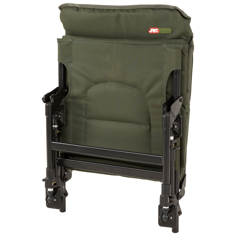 Defender Chair with adjustable legs that lock into place image 1