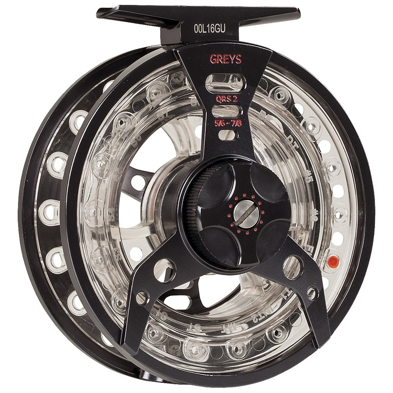 QRS Fly Reel image 2