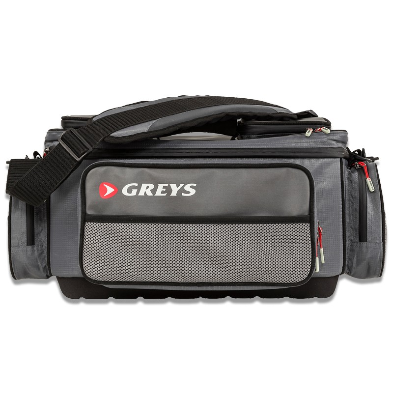 Bank Bag with an ultra-padded shoulder strap and waterproof cover