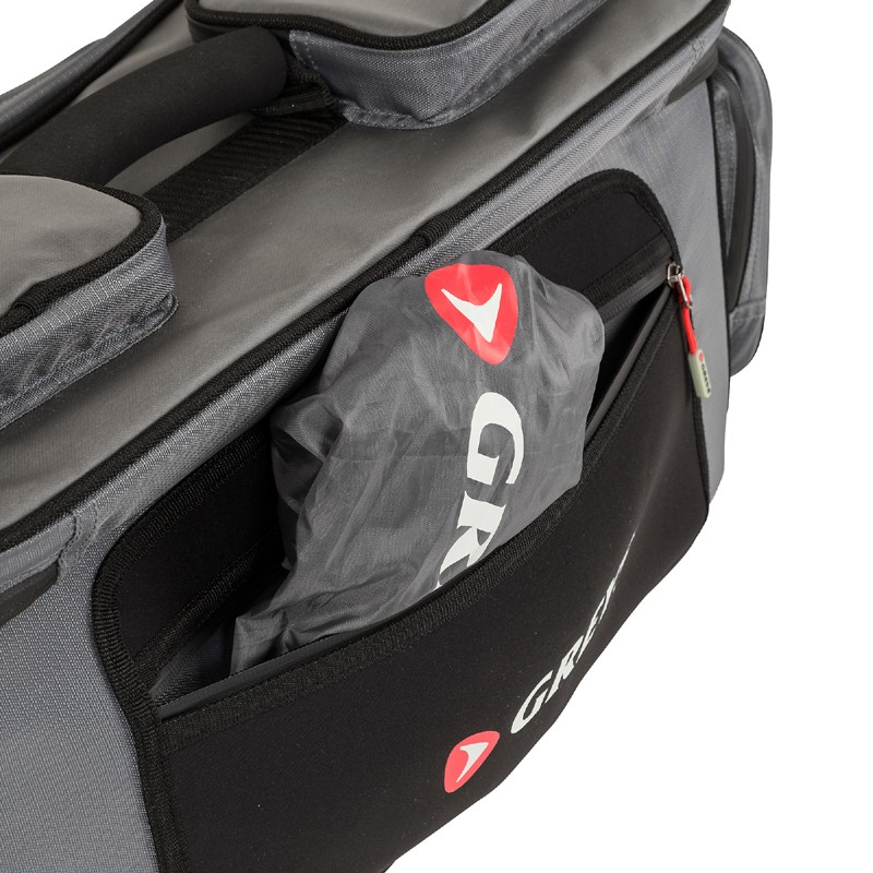 Bank Bag with an ultra-padded shoulder strap and waterproof cover image 5