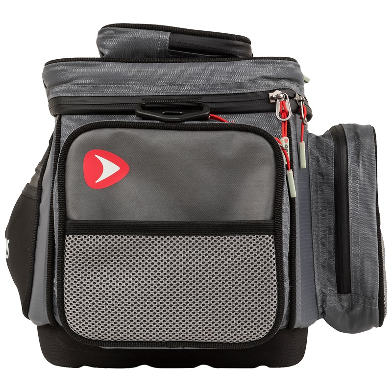 Bank Bag with an ultra-padded shoulder strap and waterproof cover image 2