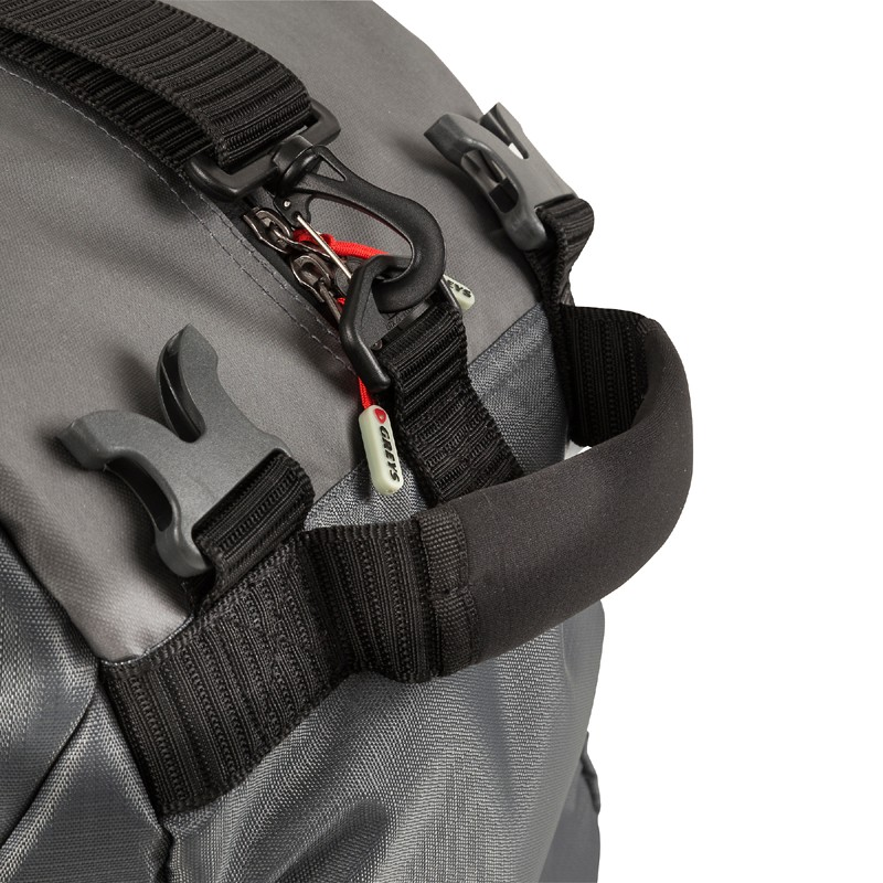 Duffle Bag made from an extremely durable ripstop outer material image 3
