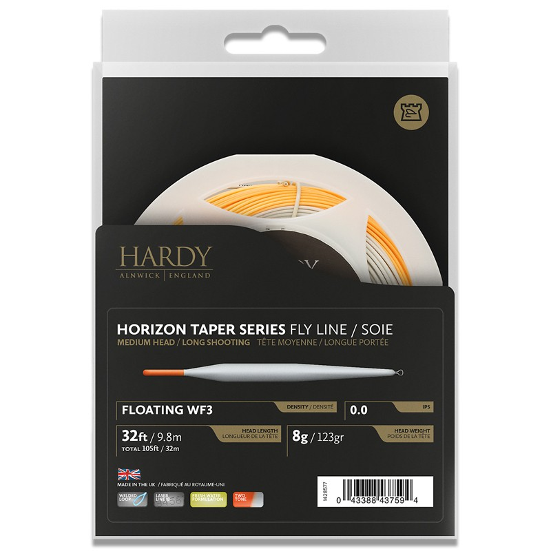Horizon Taper Series Floating Fly Lines