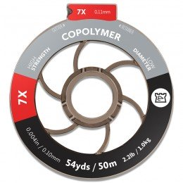 Copolymer Tippet 50m
