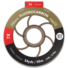 Fluorocarbon Tippet 50m