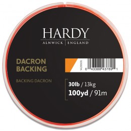 Dacron Orange Backing