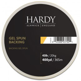 Gel Spun Backing