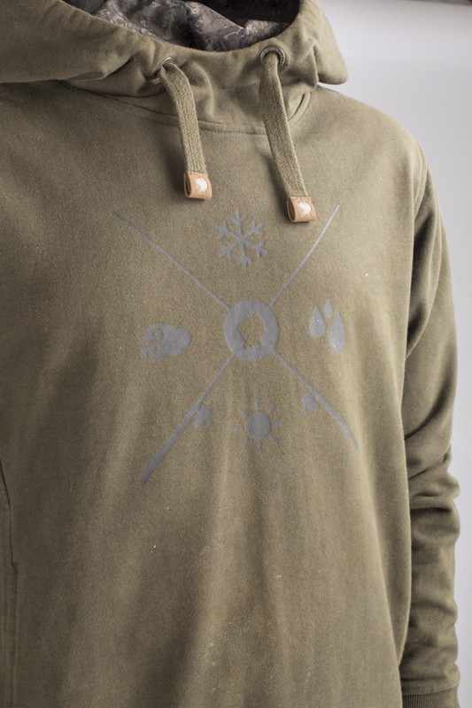 ZT Zero Tolerance Elements Hoody image 4