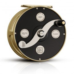 The Hotspur Cascapedia 4 inch Fly Reel MADE IN ENGLAND - LIMITED EDITION