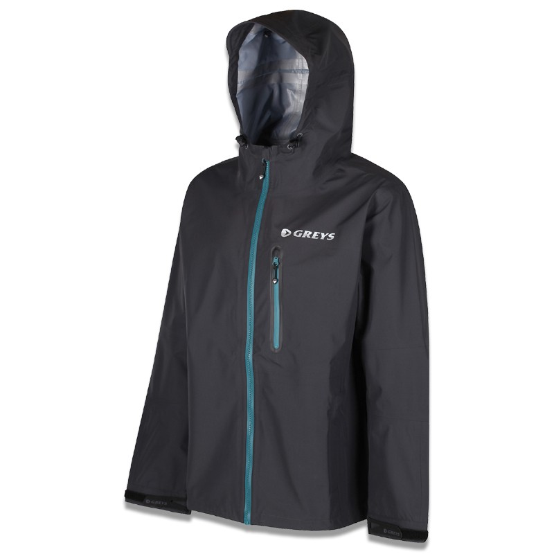 Warm Weather Wading Jacket Carbon