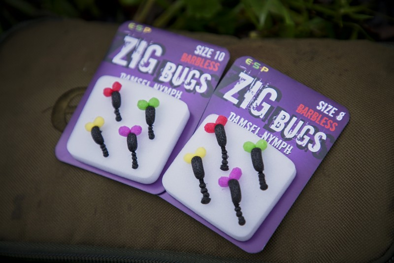 Zig Bugs Damsel Nymph Pack of 4 image 7