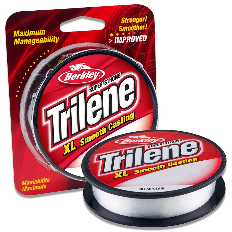 Trilene XL Smooth Casting Mono Clear image 0