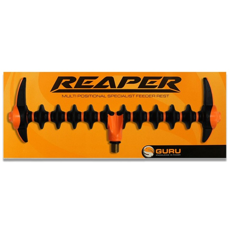 Reaper Front Rod Rest image 2