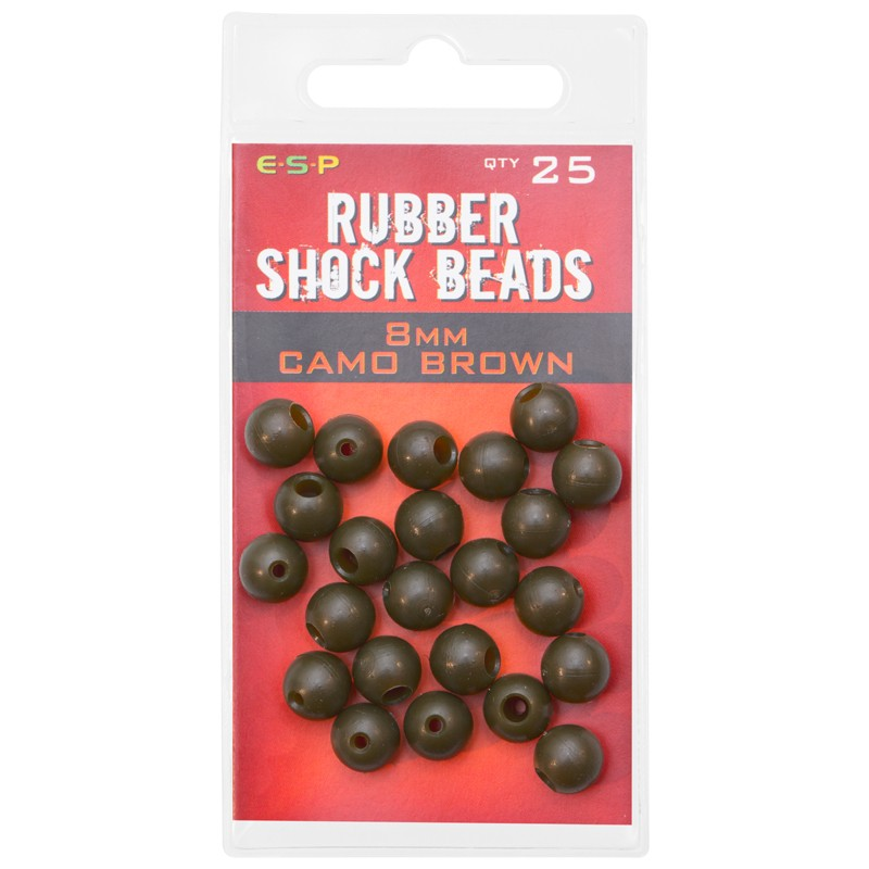 Rubber Shock Beads Pack of 25 image 2