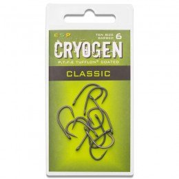 Cryogen Classic Hooks Barbed Pack of 10