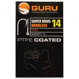 Super MWG Barbless Hooks