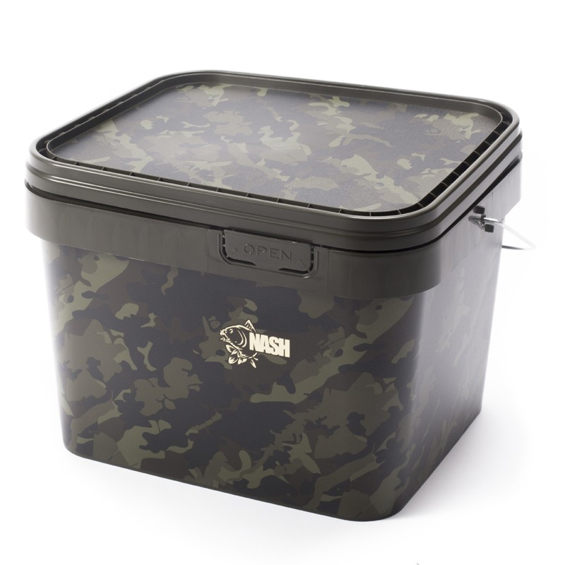 Rectangular Bucket  image 1
