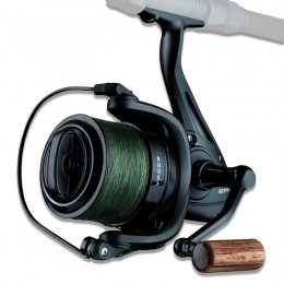 VaderX 8000 Spod Reel With Braid