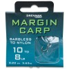 Barbless Margin Carp Hooks To Nylon