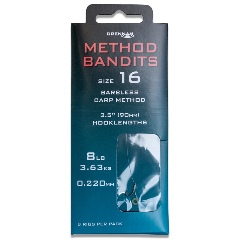 Method Bandits Carp Method