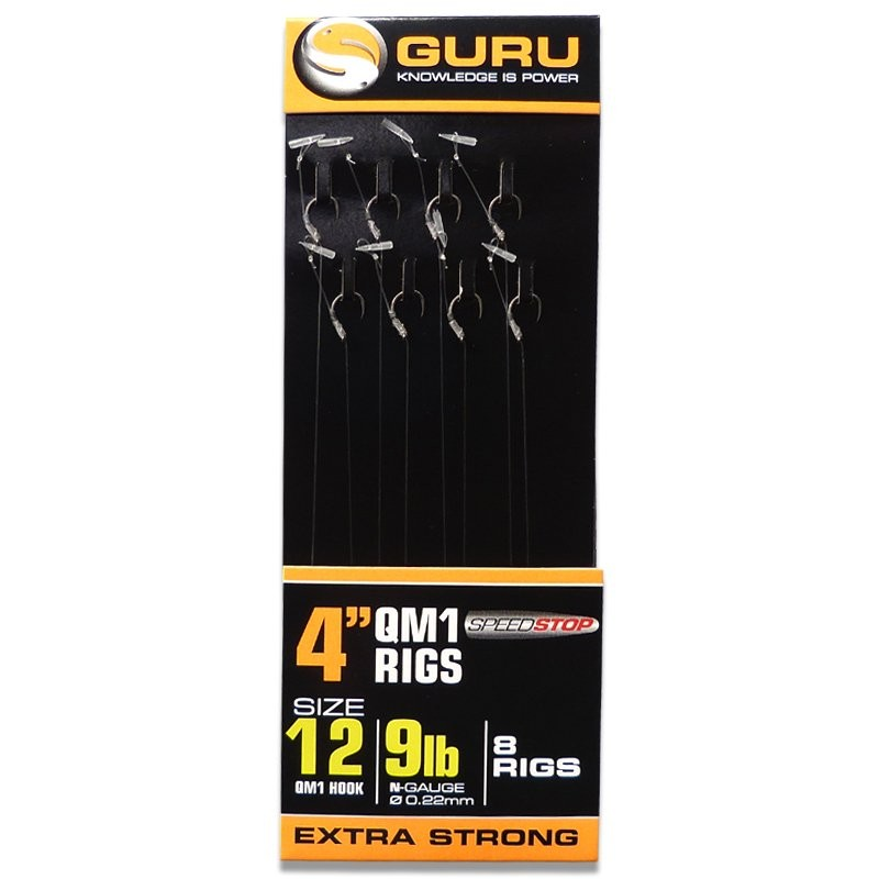 QM1 Speed Stop Ready Rigs 4inch