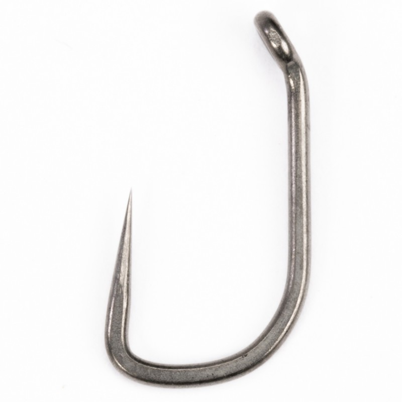 Pinpoint Twister Barbless Carp Hooks Pack of 10 image 2