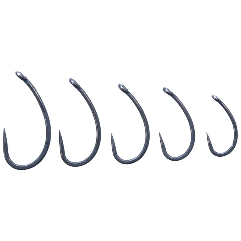 Cryogen Curve Shanx Barbless Carp Hooks Pack of 10 image 2