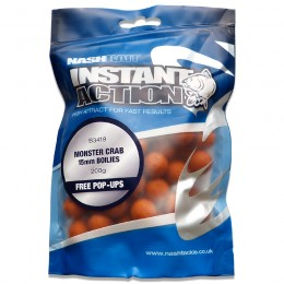 Instant Action Monster Crab Boilies
