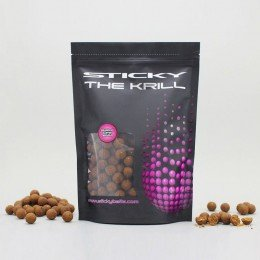The Krill Shelf Life Boilies 5kg