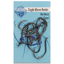 Eagle Wave Catfish Hooks