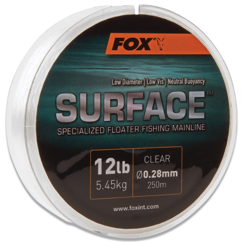 Surface Specialised Floater Fishing Mainline 250m