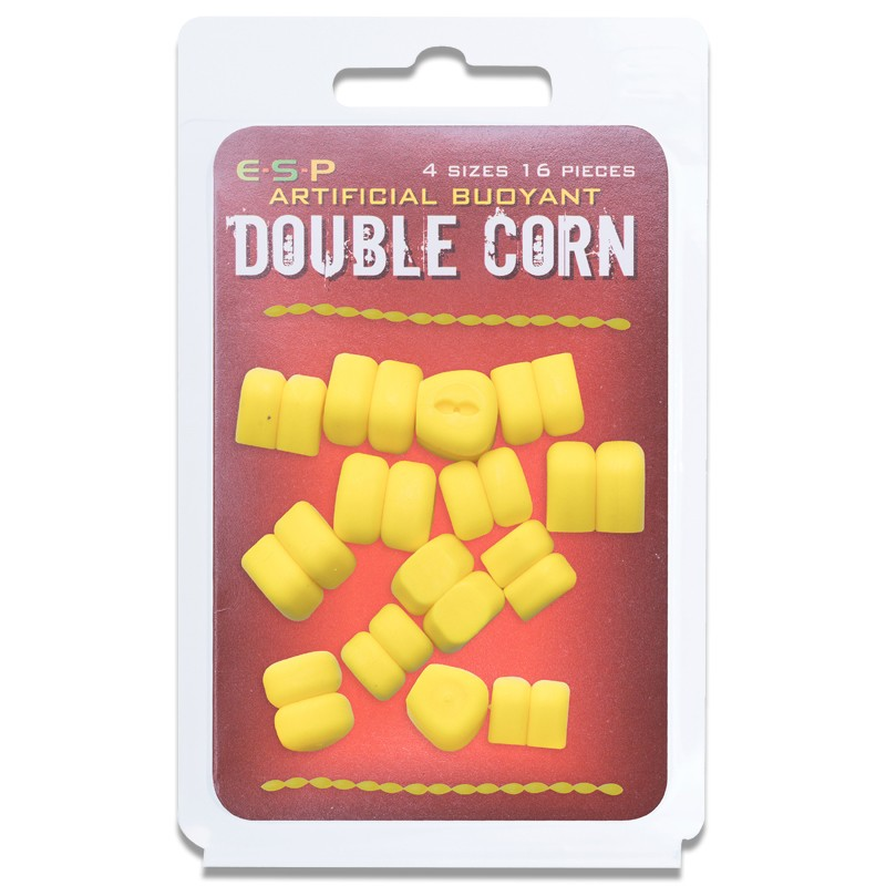 Artificial Buoyant Double Corn Pack of 16