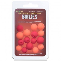 Artificial Buoyant Boilies Pack of 16