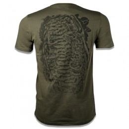 Scaley Olive T-Shirts