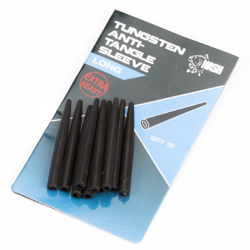 Tungsten Anti Tangle Sleeves Pack of 10 image 2