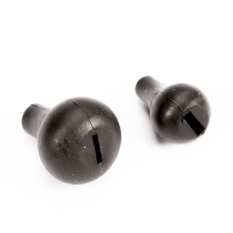 Tungsten Swivel Beads Pack of 5 image 3
