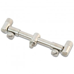 Stainless Adjustable 2 Rod Buzz Bar