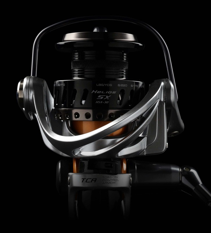 Helios SX Front Drag Fixed Spool Reels image 3