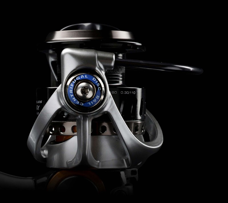 Helios SX Front Drag Fixed Spool Reels image 5