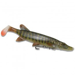 4D Pike Shad 20cm