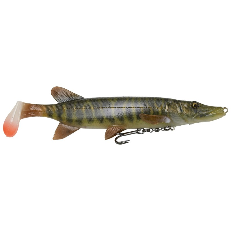 4D Pike Shad 20cm image 3