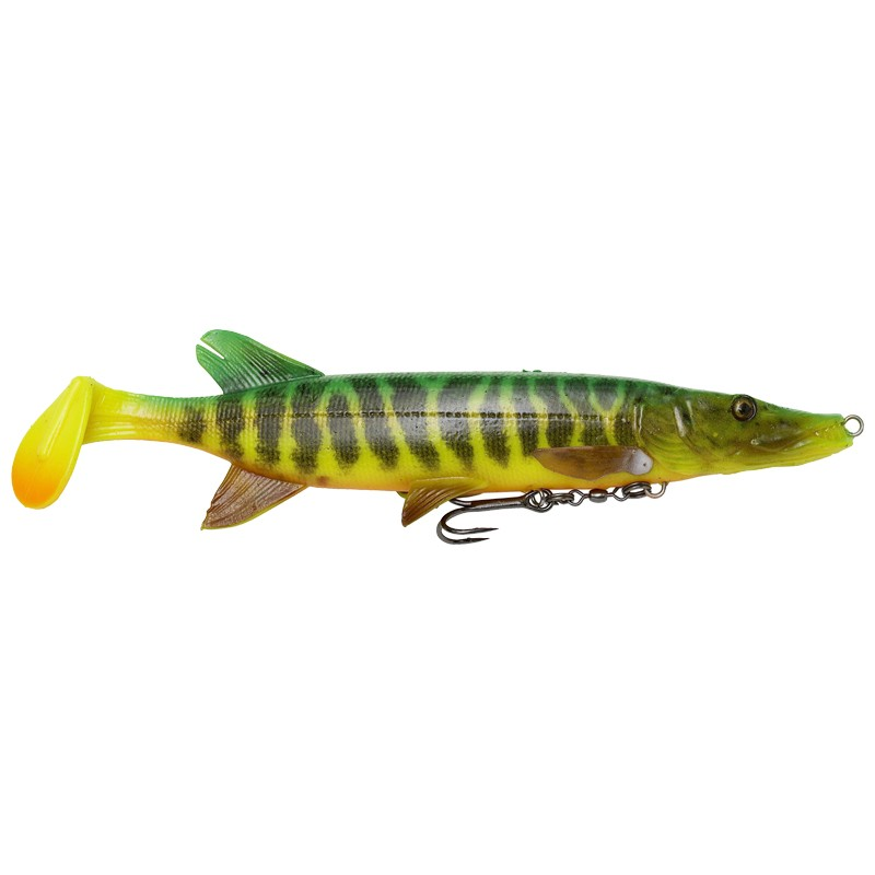 4D Pike Shad 20cm image 2