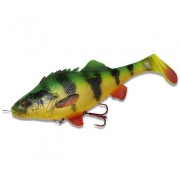 4D Line Thru Perch Shad 20cm