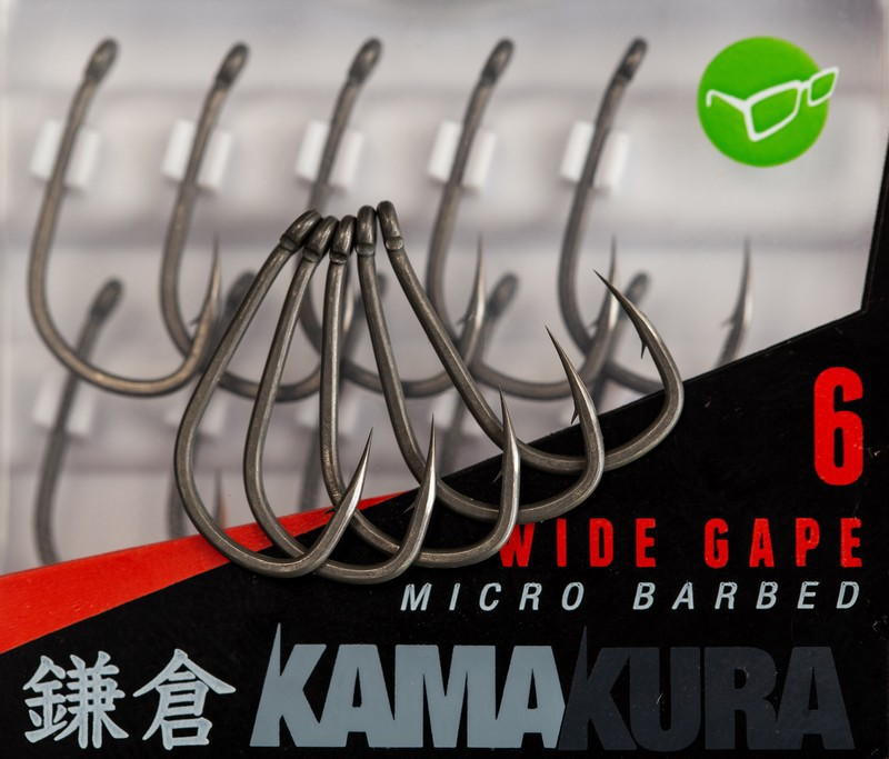 Kamakura Wide Gape Barbed  image 3